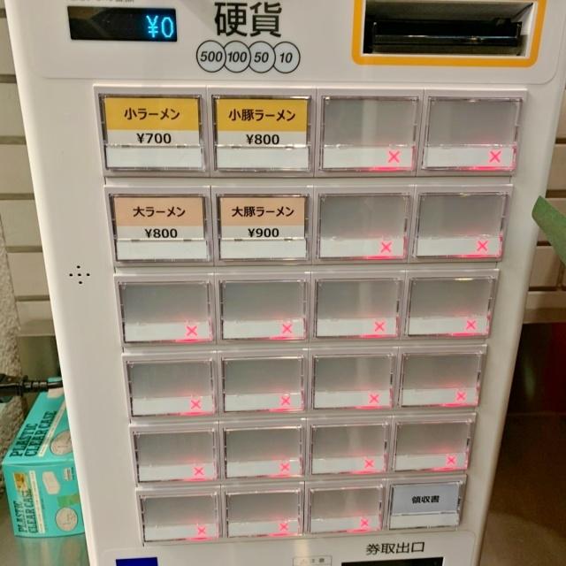 ラーメン二郎 前橋千代田町店 (7)