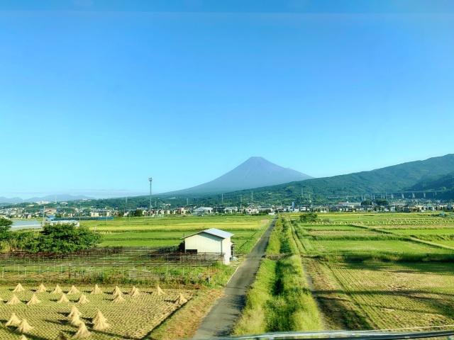 100 富士山