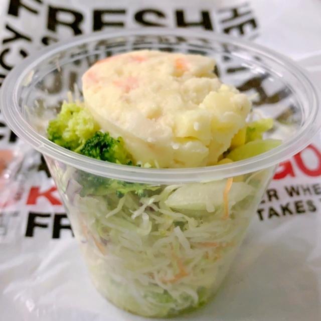 600 すき家 ポテトサラダ (3)