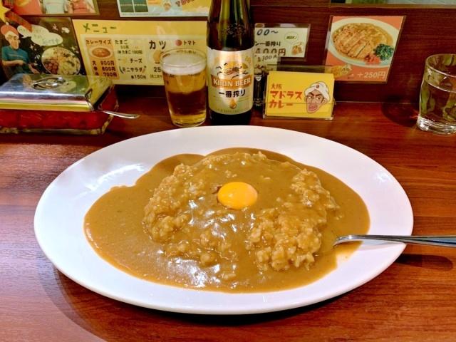 大阪マドラスカレー (13)
