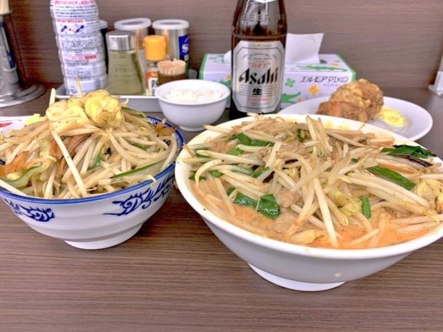 極濃湯麺 キントン太田店 (12)