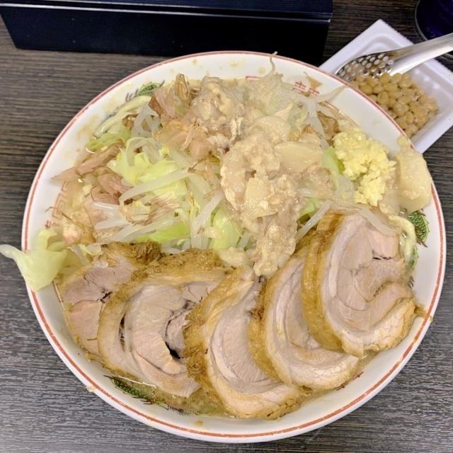 ラーメン二郎 川越店 (4)