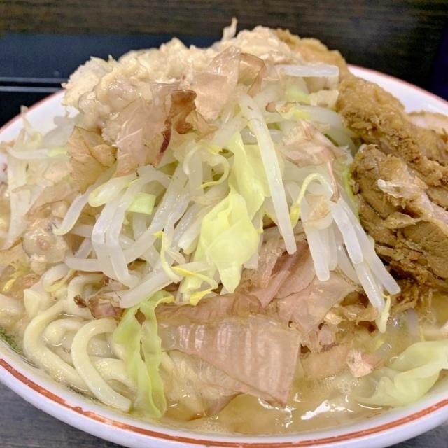 ラーメン二郎 川越店 (6)