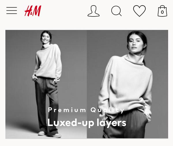 H&M(エイチアンドエム)
