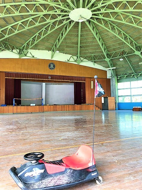 umui 体育館