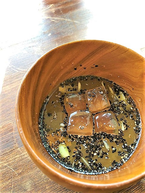 umui みょうが汁