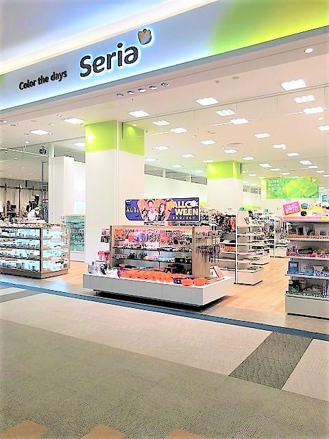 セリア イオンモール三川店
