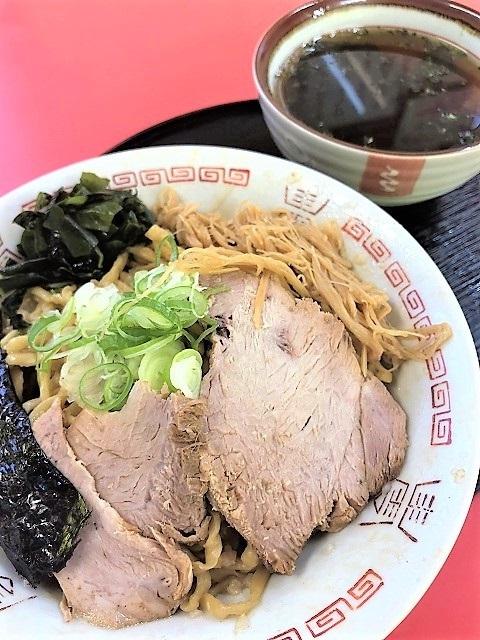 鈴木そば 油そば(小)