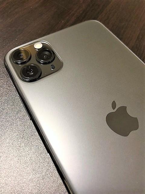 iPhone 11 Pro Max 256GB スペースグレイ2