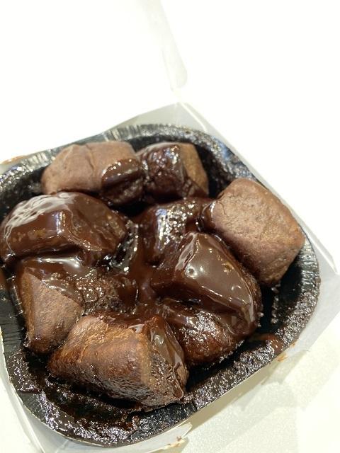 マクドナルド イオン酒田南店 ダブルチョコメルツ
