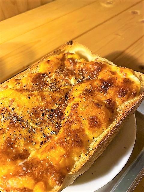喫茶 クローク チーズトースト 2019