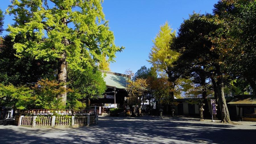 「七社神社」