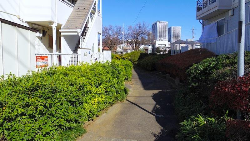 小金井市「首塚跡地周辺」