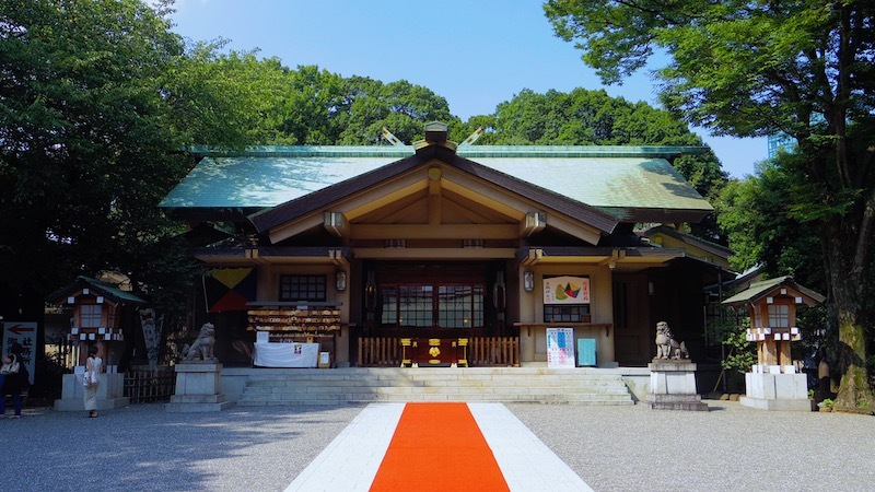 「東郷神社」