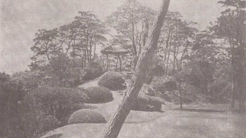 「團邸内の円墳」3