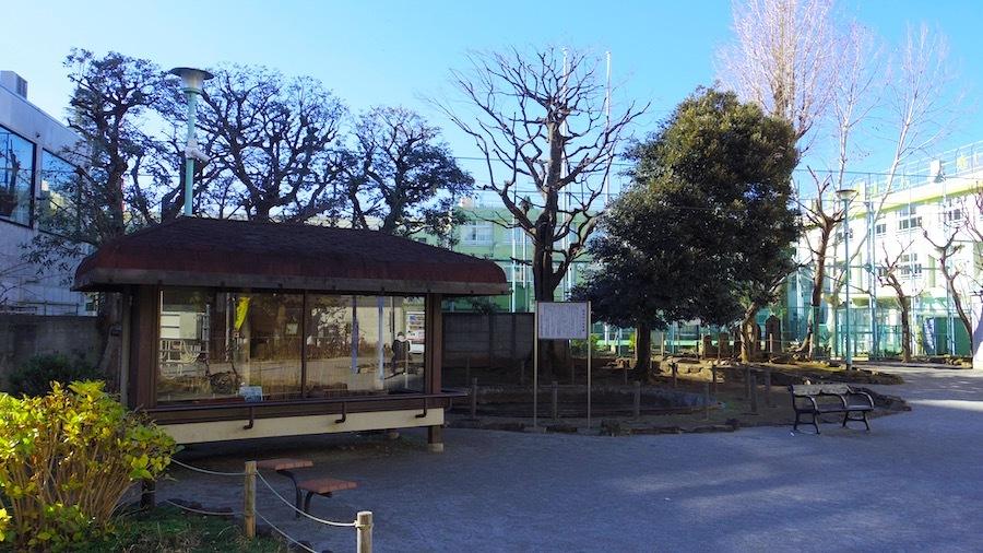 渋谷区 猿楽塚14(渋谷区立猿楽古代住居跡公園)