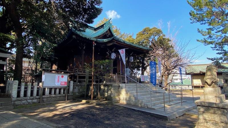 「小山八幡神社」4