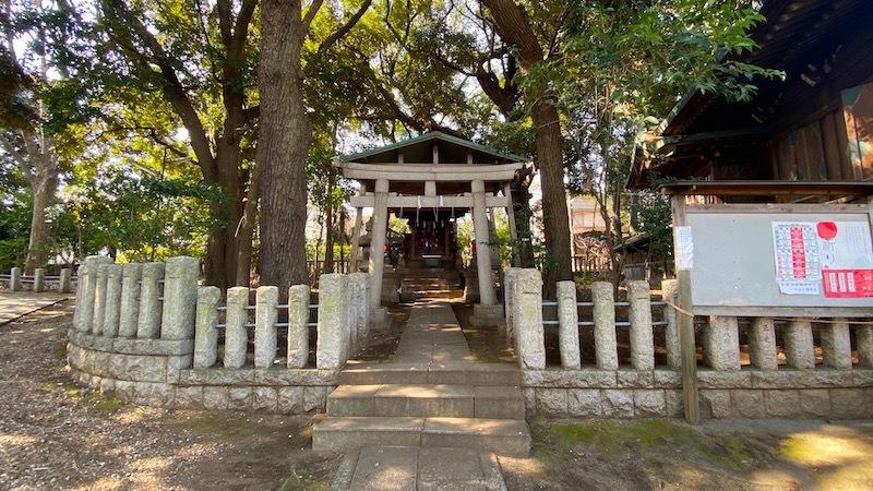 「小山八幡神社」5