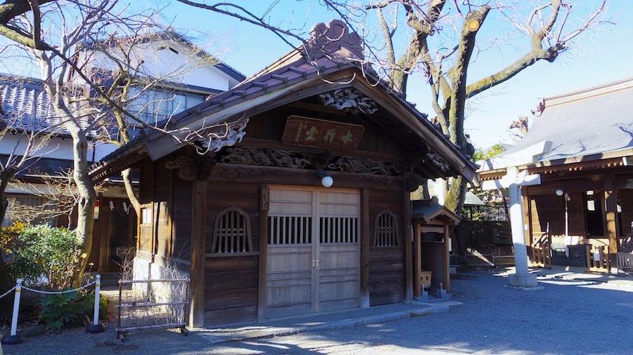 御嶽神社5水行堂