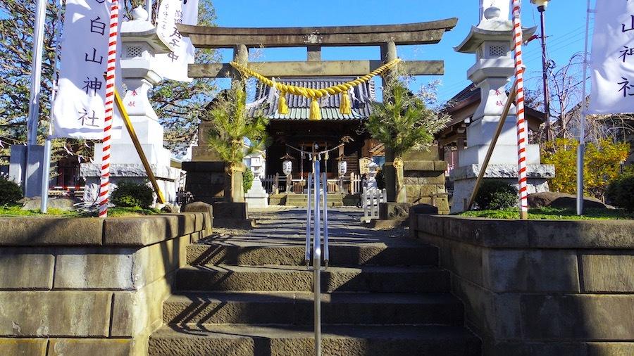 御嶽神社11白山神社