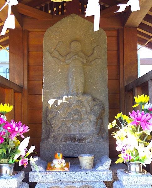 御嶽神社13嶺東向庚申様