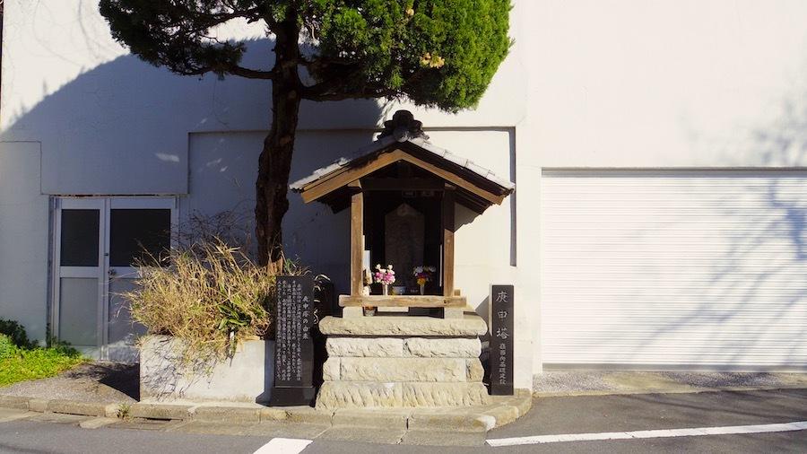 御嶽神社17西嶺町34番地の庚申塔