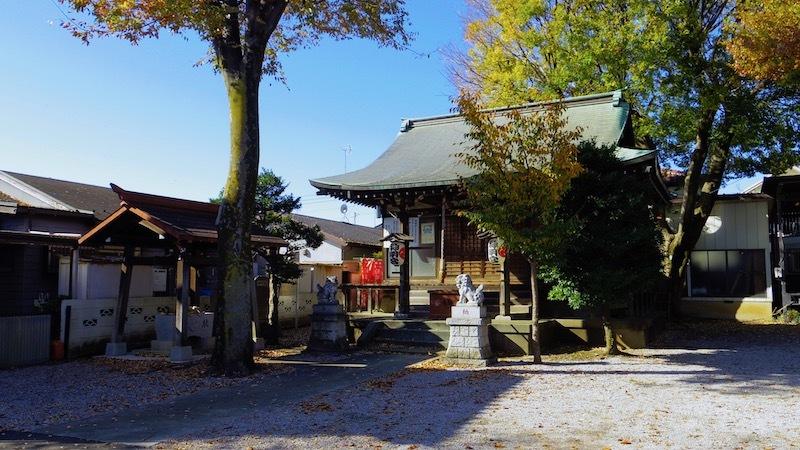 小金井市「神明社」
