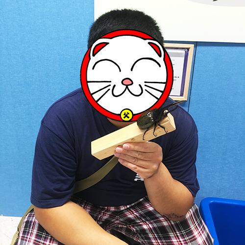 ヤマトヤシキの催し「夏の水族館」でわが子と遊ぶ♪⑧