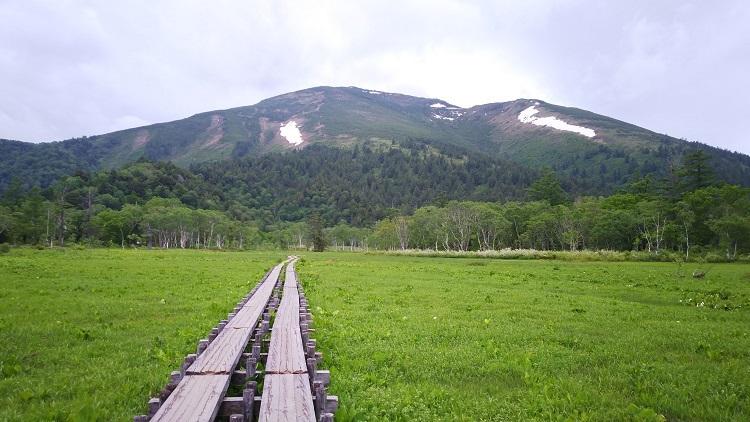 20190627尾瀬ヶ原から至仏山