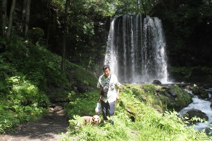 20190801唐沢の滝