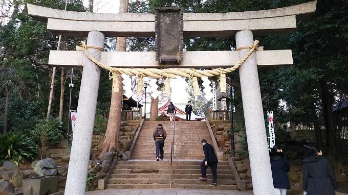 20200122世田谷八幡宮1