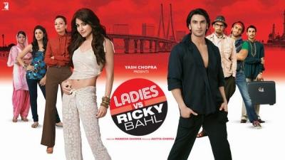 Ladies vs Ricky Bahl 2011