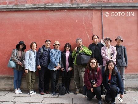 中国写生旅行2019