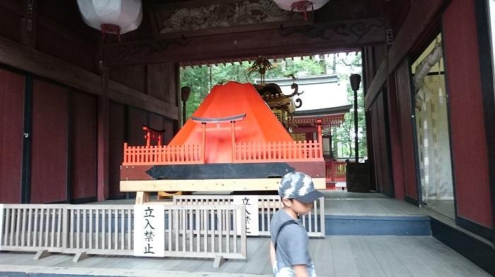 富士山神輿