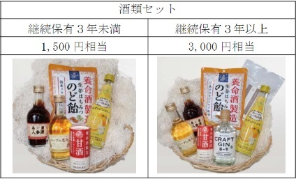 2019養命酒酒類セット