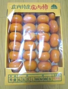 激安庄内柿