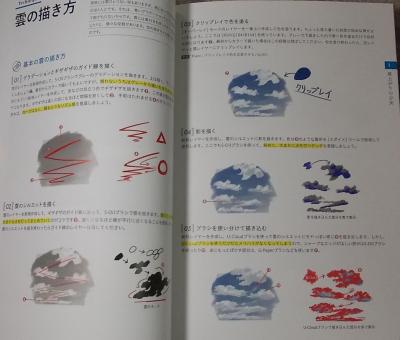 キャラの背景描き方教室CLIP STUDIO PAINTで描く (12)
