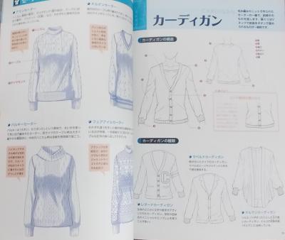 デジタルイラストの服装の描き方事典 (4)