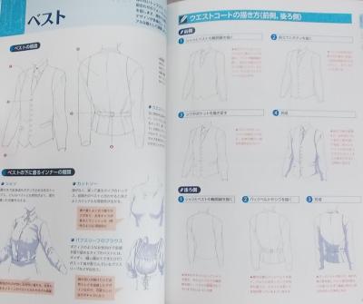 デジタルイラストの服装の描き方事典 (6)