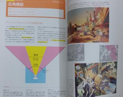 イラスト、漫画のための構図の描画教室 (15)