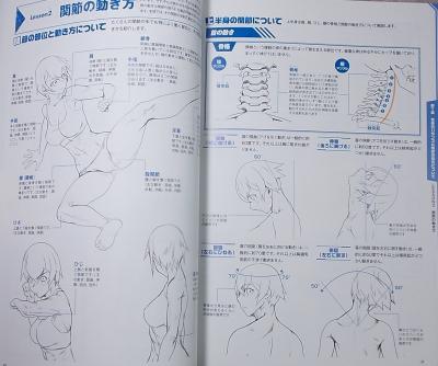 格闘アクションポーズ作画テクニック集 (2)
