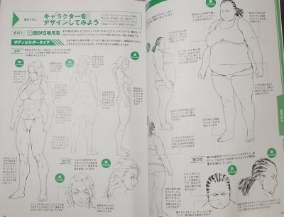 格闘アクションポーズ作画テクニック集 (12)