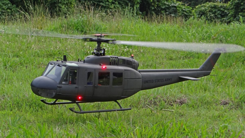 Vario UH-1D Electric002