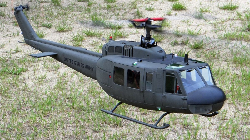 Vario UH-1D Electric003