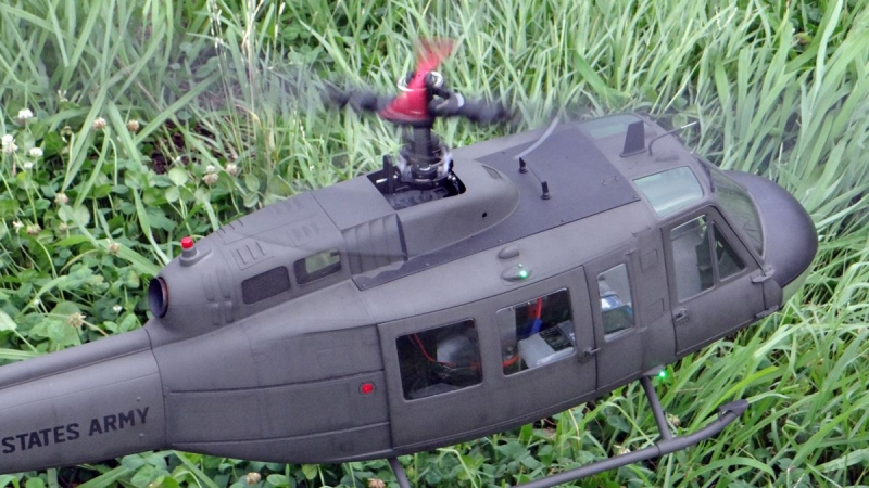 Vario UH-1D Electric010