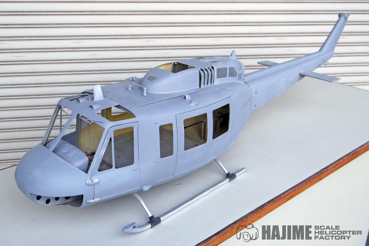 UH-1D-700サフ