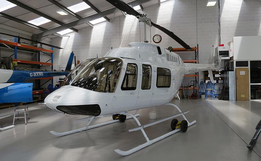 Bell206L比較用