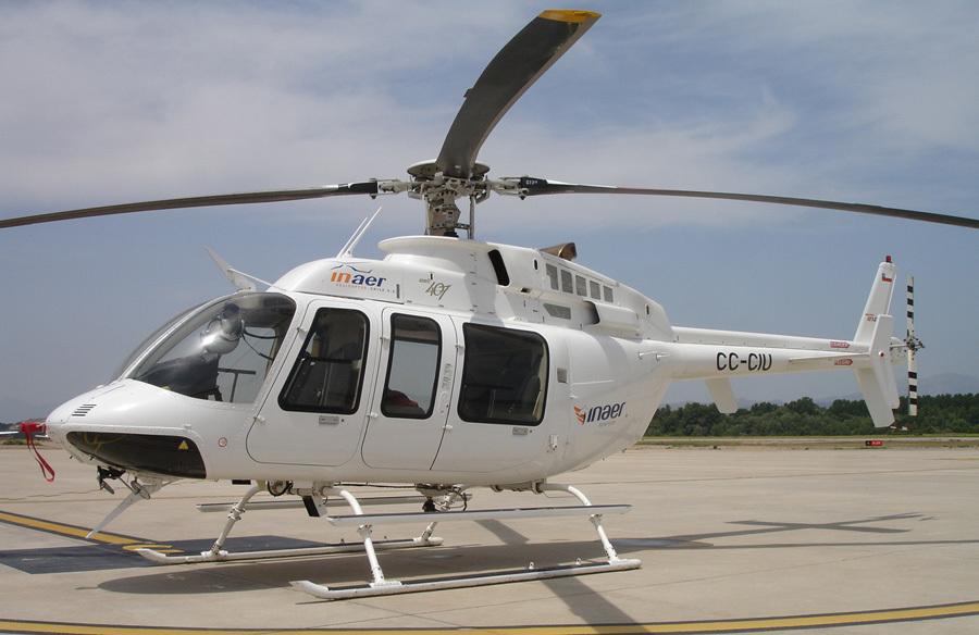 Bell407比較用