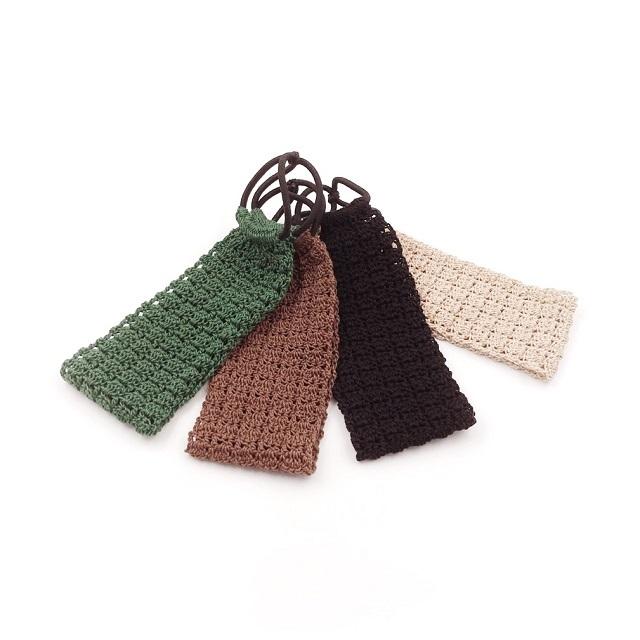 手編み雑貨,HanahanD,ヘアバンド,秋色,大人,ヘアアレンジ,レース,シンプル