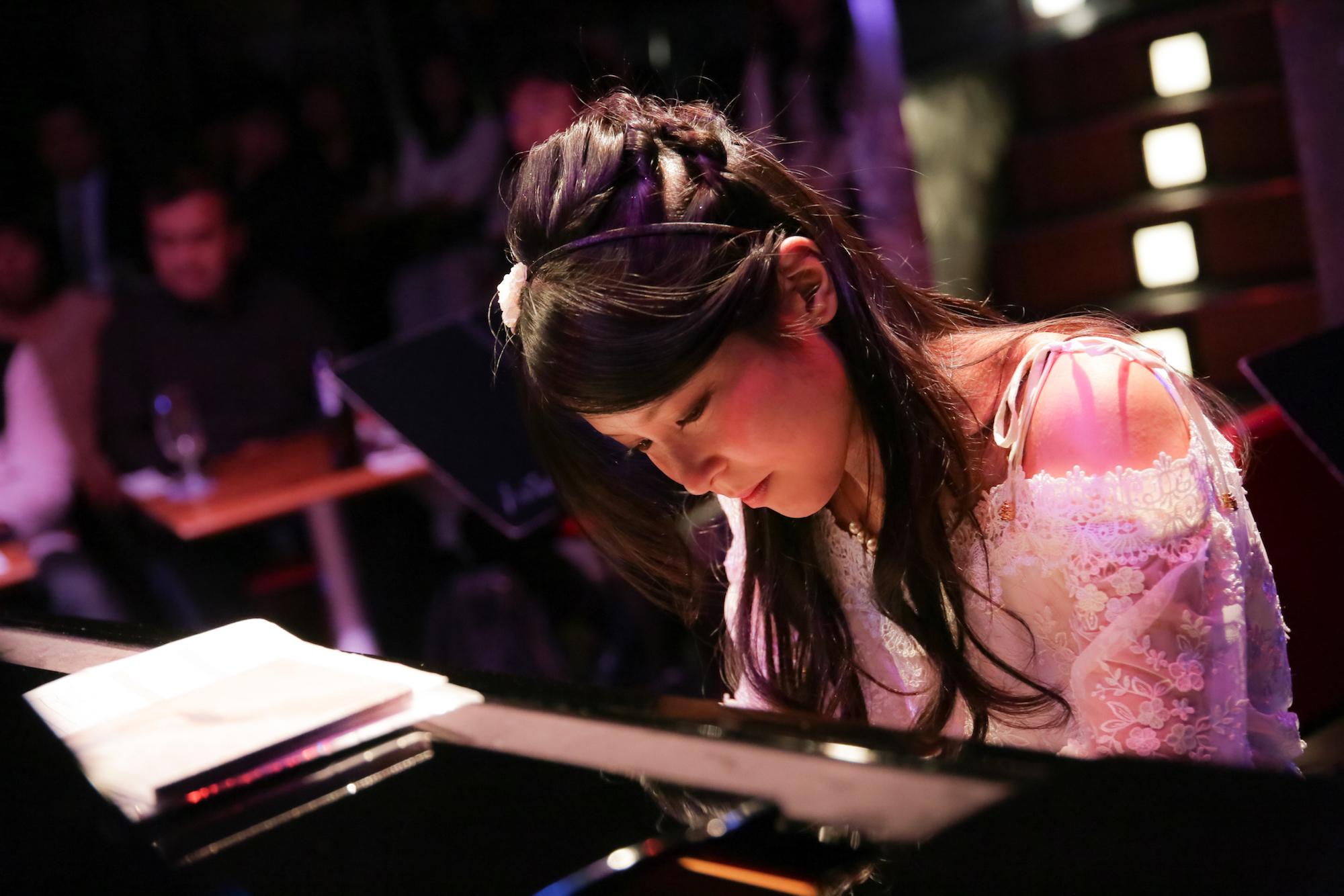 ヒーリング・ジャズピアノ